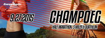 Champoeg Half Marathon