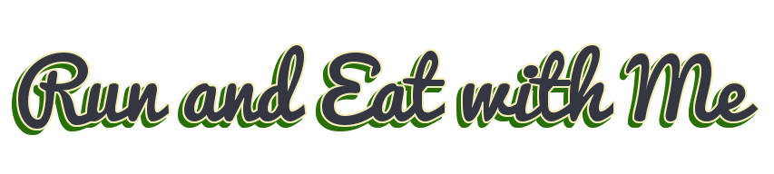 Run and Eat with Me logo