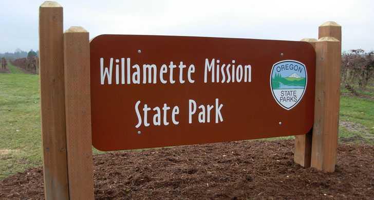 Willamette Mission Trail Challenge 5k